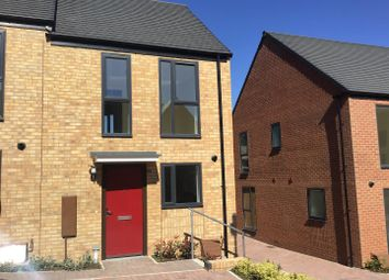 Thumbnail 2 bedroom terraced house for sale in Staneford Close, Ketley, Telford