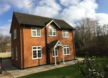 Thumbnail Detached house to rent in Bentley Heath, Barnet, Hertfordshire