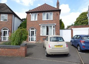 Thumbnail 3 bed detached house for sale in Highfield Grove, Stafford