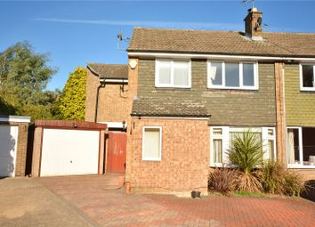 Thumbnail 4 bed semi-detached house for sale in Raygill Close, Shadwell, Leeds