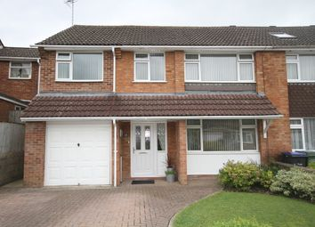 Thumbnail 5 bed semi-detached house for sale in Parsons Way, Royal Wootton Bassett, Swindon