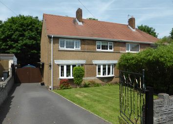 Thumbnail 3 bed semi-detached house for sale in 24 Coombe Tennant Avenue, Skewen, Neath