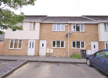Thumbnail 2 bed terraced house for sale in Jasmine Court, Whiteley, Fareham