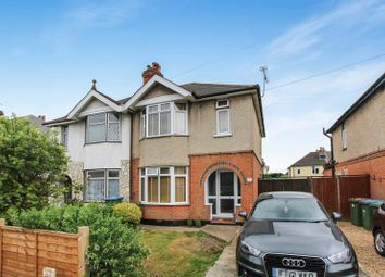 Thumbnail 3 bed semi-detached house for sale in Kennedy Road, Southampton