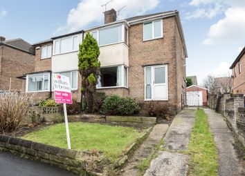 Thumbnail 3 bed semi-detached house for sale in John Ward Street, Woodhouse, Sheffield