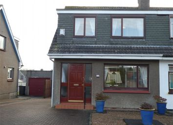 Thumbnail 3 bed semi-detached house for sale in Turnberry Drive, Kirkcaldy, Fife