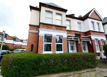 Thumbnail 3 bed flat to rent in Oakmead Road, Balham, London