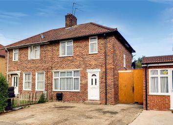 Thumbnail 3 bed semi-detached house for sale in Brancker Road, Harrow