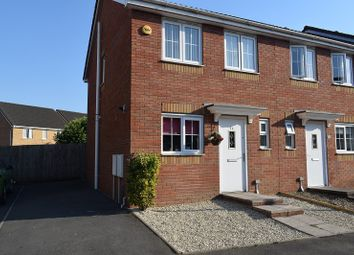 Thumbnail 2 bed semi-detached house for sale in Abbottsmoor, Port Talbot, Neath Port Talbot.