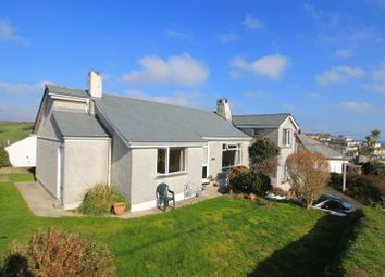 Thumbnail 4 bed detached house for sale in Lewenek, Vicarage Hill, Mevagissey, St. Austell
