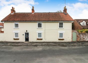 Thumbnail 4 bed detached house for sale in Middle Street, Rudston, Driffield
