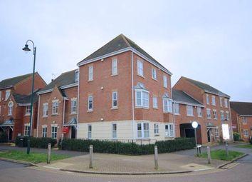Thumbnail 2 bedroom flat to rent in Eagle Way, Hampton Vale, Peterborough