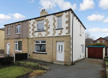 Thumbnail 3 bed semi-detached house for sale in Fenby Avenue, Bradford