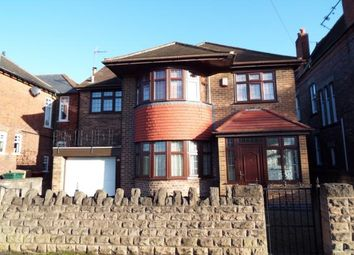 Thumbnail 4 bed detached house for sale in Woodthorpe Drive, Mapperley, Nottingham