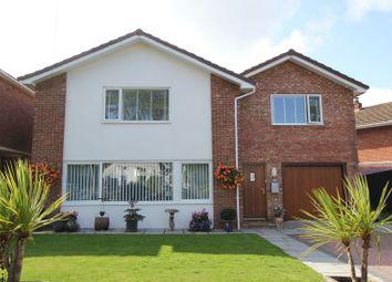 Thumbnail 4 bed detached house for sale in Boverton Brook, Boverton, Llantwit Major
