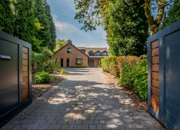 Thumbnail 5 bed detached house for sale in Highgate, Streetly, Sutton Coldfield