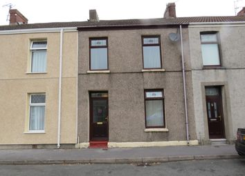 Thumbnail 3 bed terraced house for sale in Bethania Terrace, Llanelli