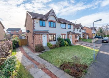 Thumbnail 3 bed semi-detached house for sale in Guardwell Crescent, Edinburgh