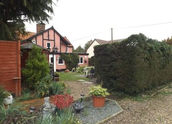 Thumbnail 3 bed semi-detached house for sale in Shropham, Attleborough, Norfolk