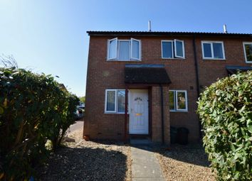 Thumbnail 1 bed town house to rent in Bercham, Two Mile Ash, Milton Keynes