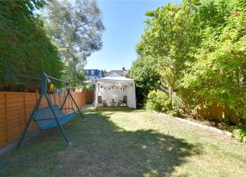 Thumbnail 3 bedroom terraced house for sale in The Fairway, Oakwood, Southgate