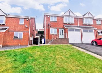 3 bed semi-detached house for sale in Menai Grove, Ashwood, Stoke-On-Trent ST3