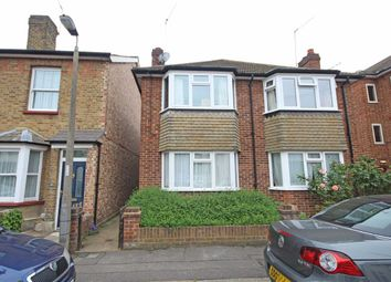 Thumbnail 2 bed flat to rent in Edward Road, Hampton Hill, Hampton