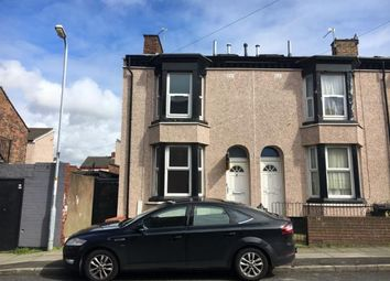 Thumbnail 3 bedroom end terrace house for sale in 52 Burns Street, Bootle, Merseyside