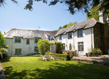 Thumbnail 5 bed link-detached house for sale in Sheviock, Rame Peninsula, Cornwall