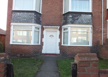 Thumbnail 2 bedroom flat to rent in Normount Road, Benwell, Newcastle Upon Tyne