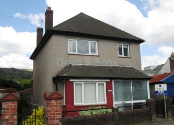Thumbnail 3 bed detached house for sale in Fields Road, Risca, Newport.