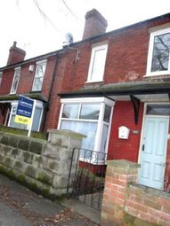 Thumbnail 3 bed terraced house to rent in Burton Road, Lincoln