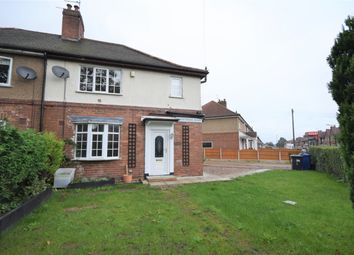 Thumbnail 3 bed semi-detached house to rent in Runnymede Road, Doncaster