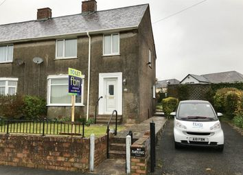Thumbnail 3 bed semi-detached house to rent in Woodbine Terrace, Pembroke, Pembrokeshire