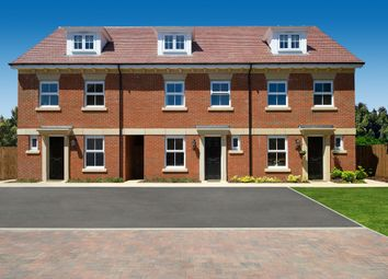 Thumbnail 4 bed terraced house for sale in Priory Mews, Tickford Street, Newport Pagnell, Mitlon Keynes
