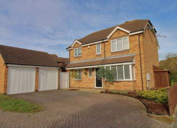 Thumbnail 4 bed detached house for sale in Springwell Lane, Whetstone