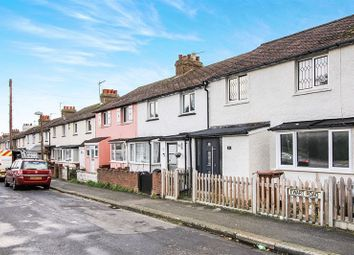 Thumbnail 3 bed terraced house for sale in Ewart Road, Chatham, Kent