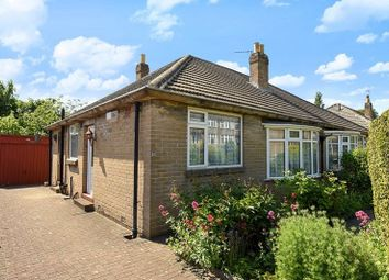 Thumbnail 2 bed semi-detached bungalow for sale in Carr Manor Crescent, Moortown, Leeds