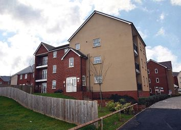 Thumbnail 2 bed flat for sale in Harris Place, Hillside Gardens, Exeter