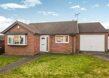Thumbnail 3 bed bungalow for sale in Caldbeck Place, North Anston, Sheffield