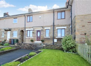 Thumbnail 3 bed terraced house for sale in Dallam Avenue, Shipley