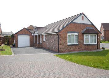 Thumbnail 3 bed detached bungalow for sale in Clintz Road, Egremont, Cumbria