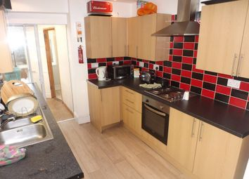 Thumbnail 5 bedroom terraced house to rent in Manners Road, Southsea