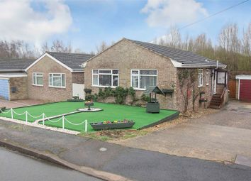 Thumbnail 3 bed detached bungalow for sale in Hillside Crescent, Weldon, Corby