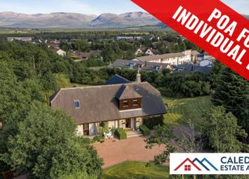 Thumbnail 6 bed detached house for sale in Inverdruie, Aviemore