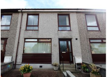 Thumbnail 3 bed terraced house for sale in Kepplehills Road, Aberdeen