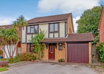 Thumbnail 4 bed semi-detached house for sale in Jersey Close, Chertsey