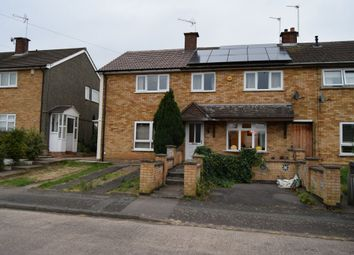 Thumbnail 3 bed semi-detached house for sale in Stornway Road, Thurnby Lodge, Leicester