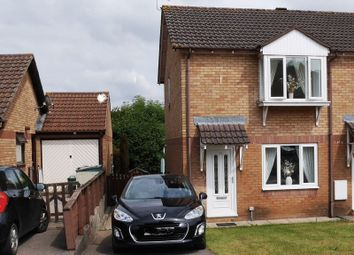 Thumbnail 2 bed terraced house for sale in Ffordd Trecastell, Llanharry, Pontyclun