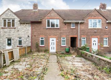 Thumbnail 3 bed terraced house for sale in Aldermoor Road, Southampton